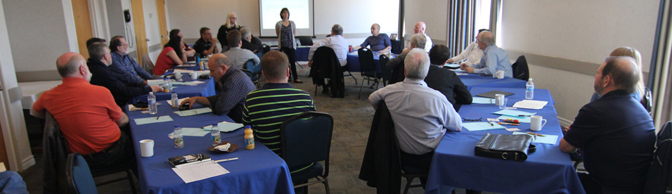 Judges meet for annual spring PPBSO seminar
