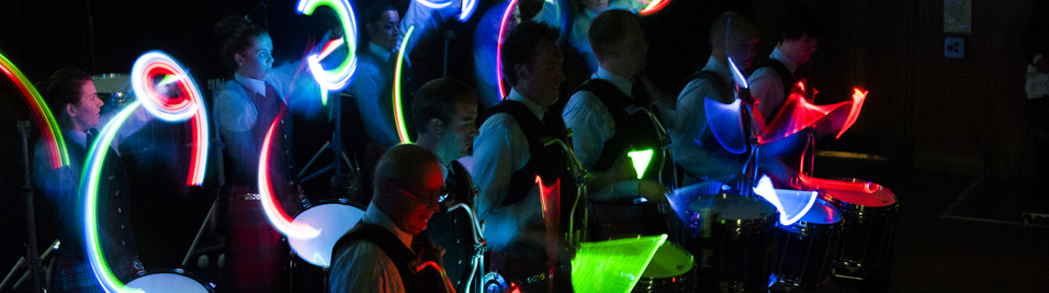 Shotts and Bucksburn light up fifth annual Aberdeen concert