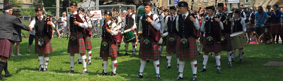 HD video: 78th Fraser Highlanders take Grade 1 at Kincardine