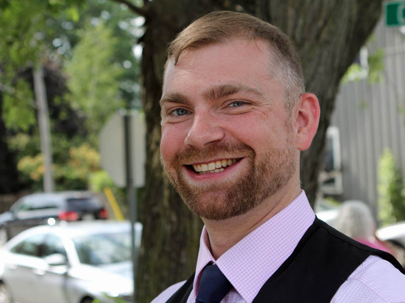 Derek Midgley first non-UK-resident CPA president