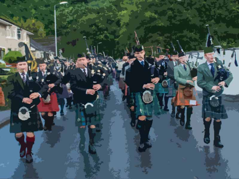 Top solo pipers on edge waiting for word on Oban and Inverness
