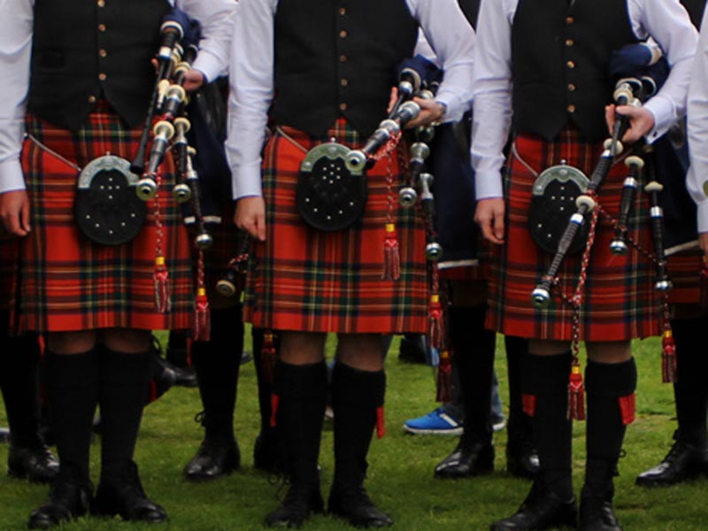 Glasgow Police change name to Police Scotland & Federation Pipe Band