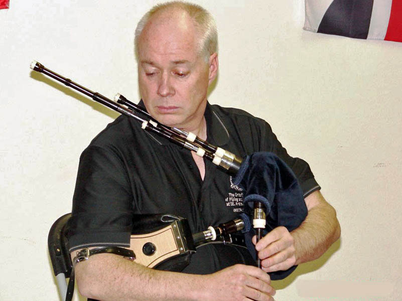 Jim McGillivray: the pipes|drums Interview II – Part 4