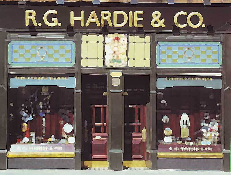 The pipemakers: R.G. Hardie and Weatherston
