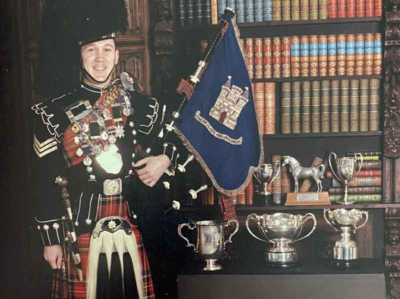Brian Donaldson: the pipes|drums Interview – Part 1