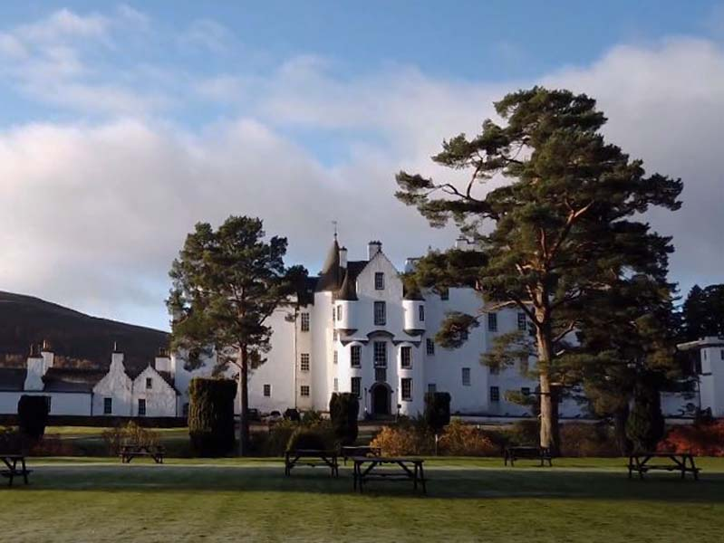A video welcome to Blair Castle