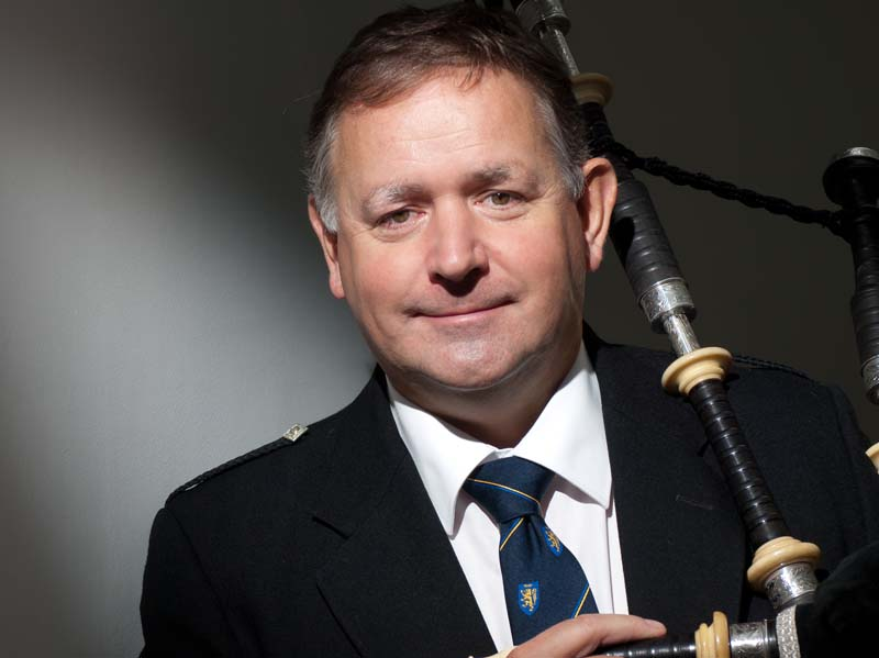 Roddy MacLeod steps into Balmoral February Workshop