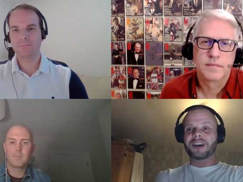 P-Ms Video Forum: Armstrong, Bevan and Tully on pipe band life in the pandemic – Part 1