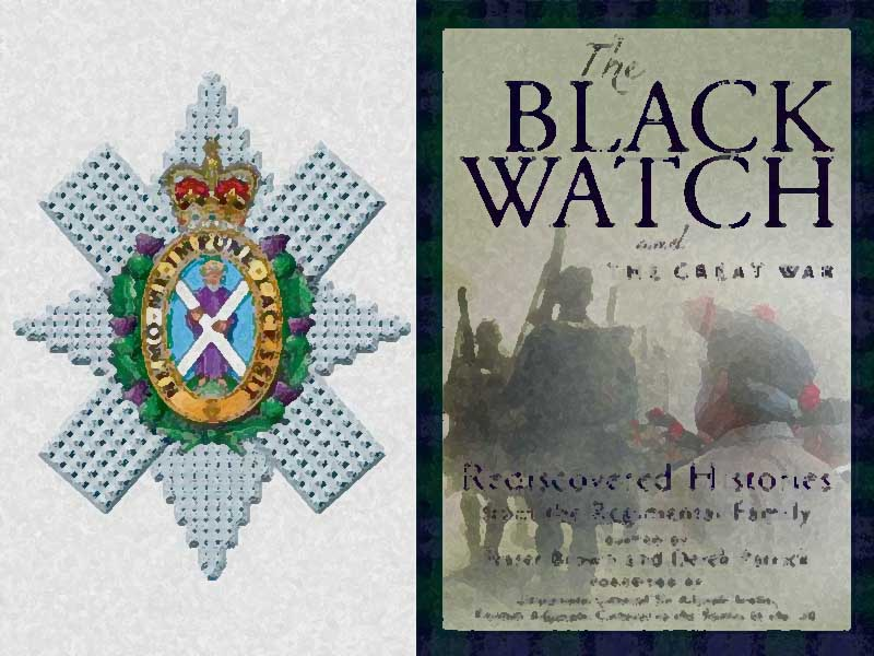 New Black Watch book highlights role of pipers in regiment