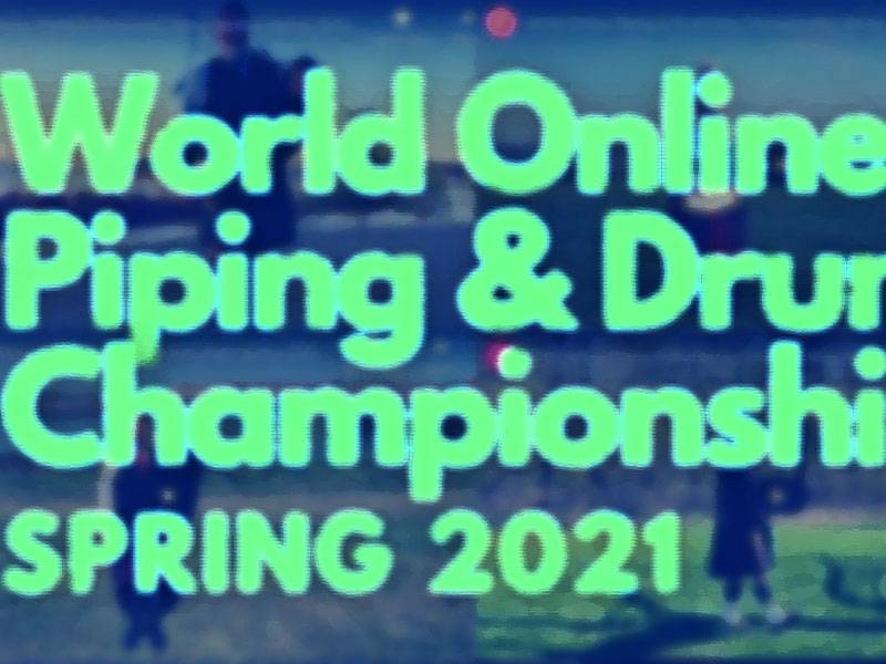 Expanded World Online Solos back for Spring 2021