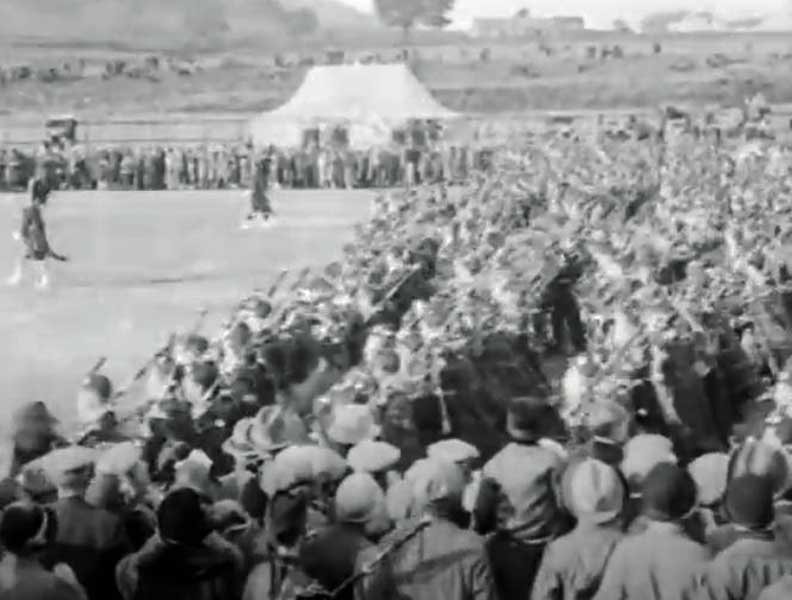 The 1925 Cowal Gathering and the origins of modern adjudicated drumming