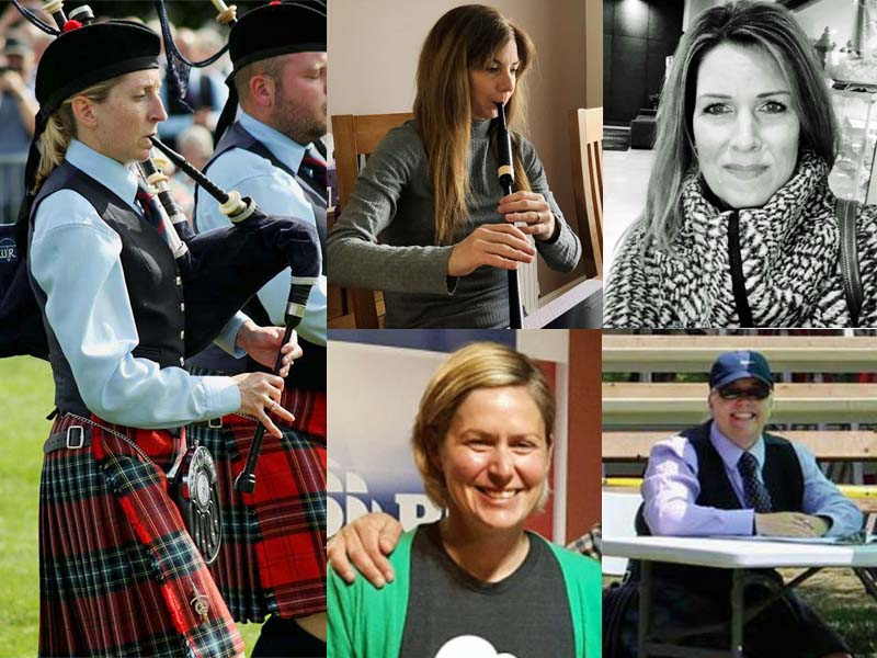 Women in Piping and Pipe Bands: a pipes|drums panel discussion – Part 3