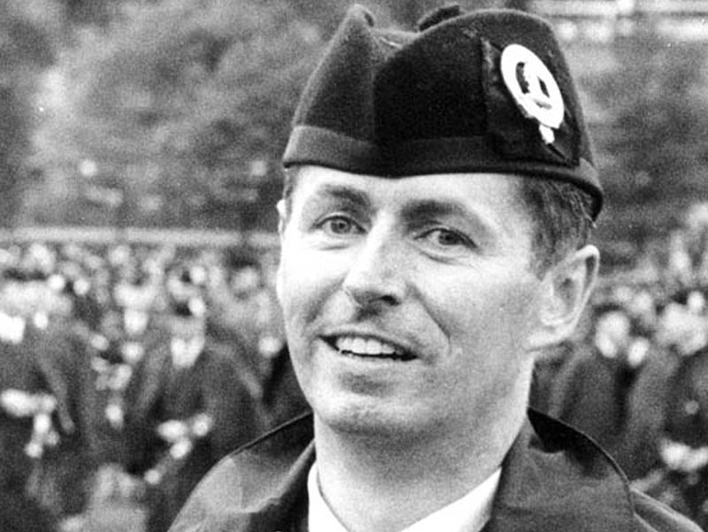 P-M Richard Parkes MBE: 40 years leading Field Marshal Montgomery – Part 2 (video)