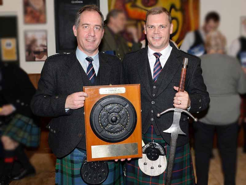 Stuart Easton overall best at New Zealand Invitational Solo Piping