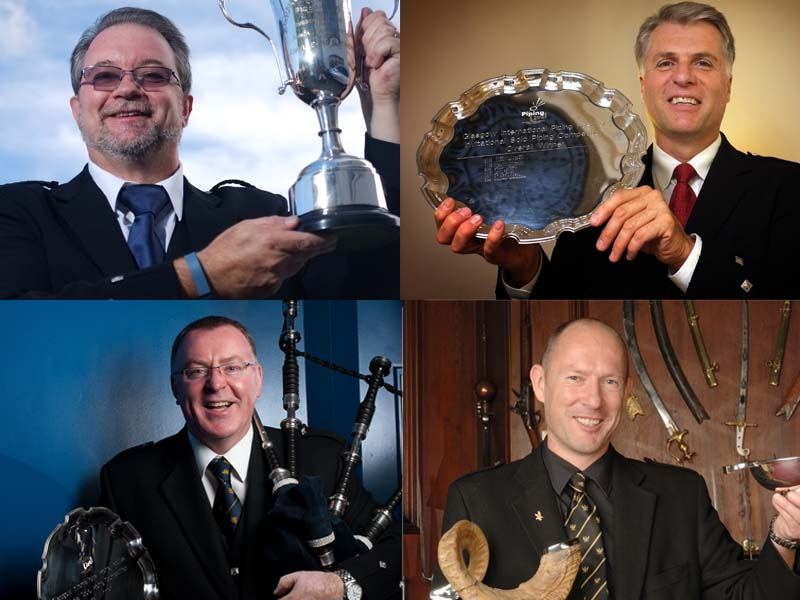 Older, wiser and better – four elite pipers discuss competing in their later years – Part 1
