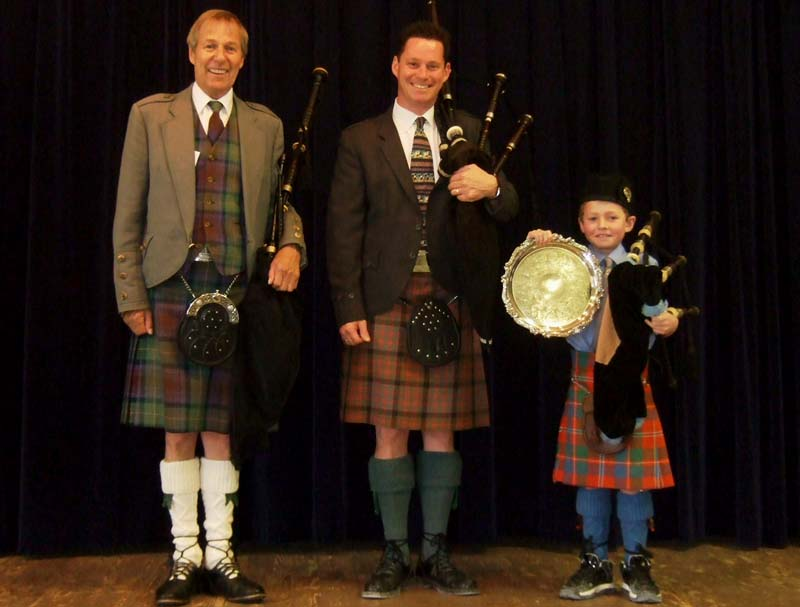Happy Father's Day from pipes drums! Calum MacDonald remembers his larger-than-life dad, Roddy MacDonald