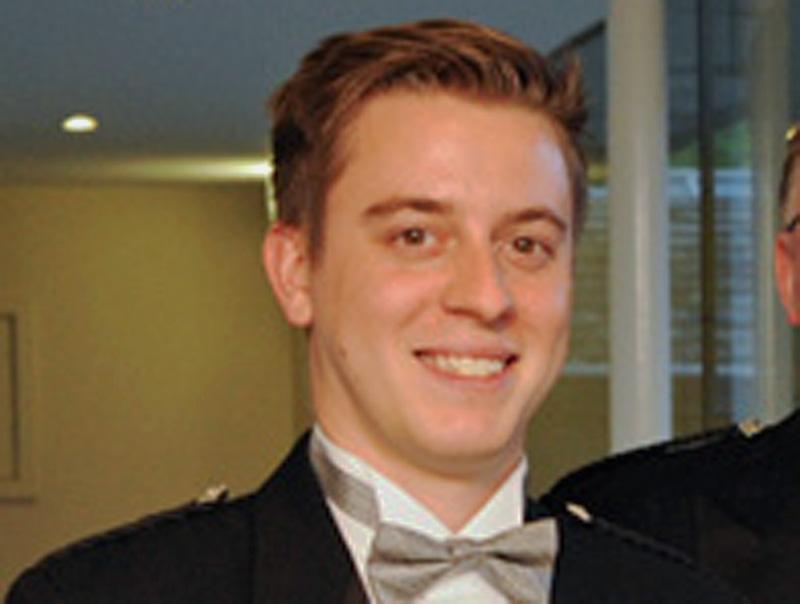 Police Scotland Fife appoint David Wilton pipe-major