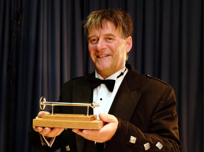 Angus D. MacColl kicks off Piping Live! 2021 with a Silver Chanter win