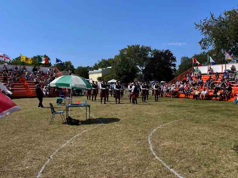 Ontario comes back to in-person life with Cobourg Games