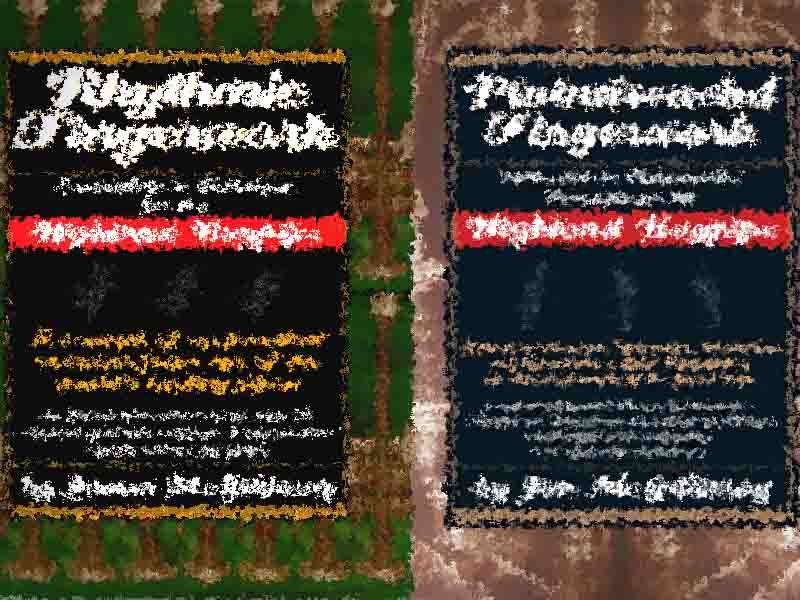 Rhythmic and Piobaireachd Fingerwork go to yet another reprinting